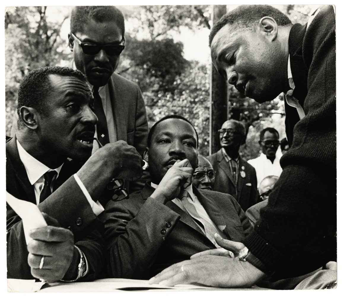 Bob Fitch, Martin Luther King