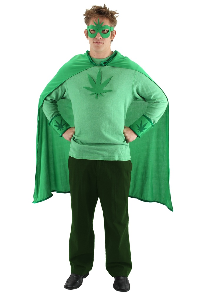 Superman can fly. But can he get as high as this guy? For dealers in need of personal branding  -- or a secret identity -- th