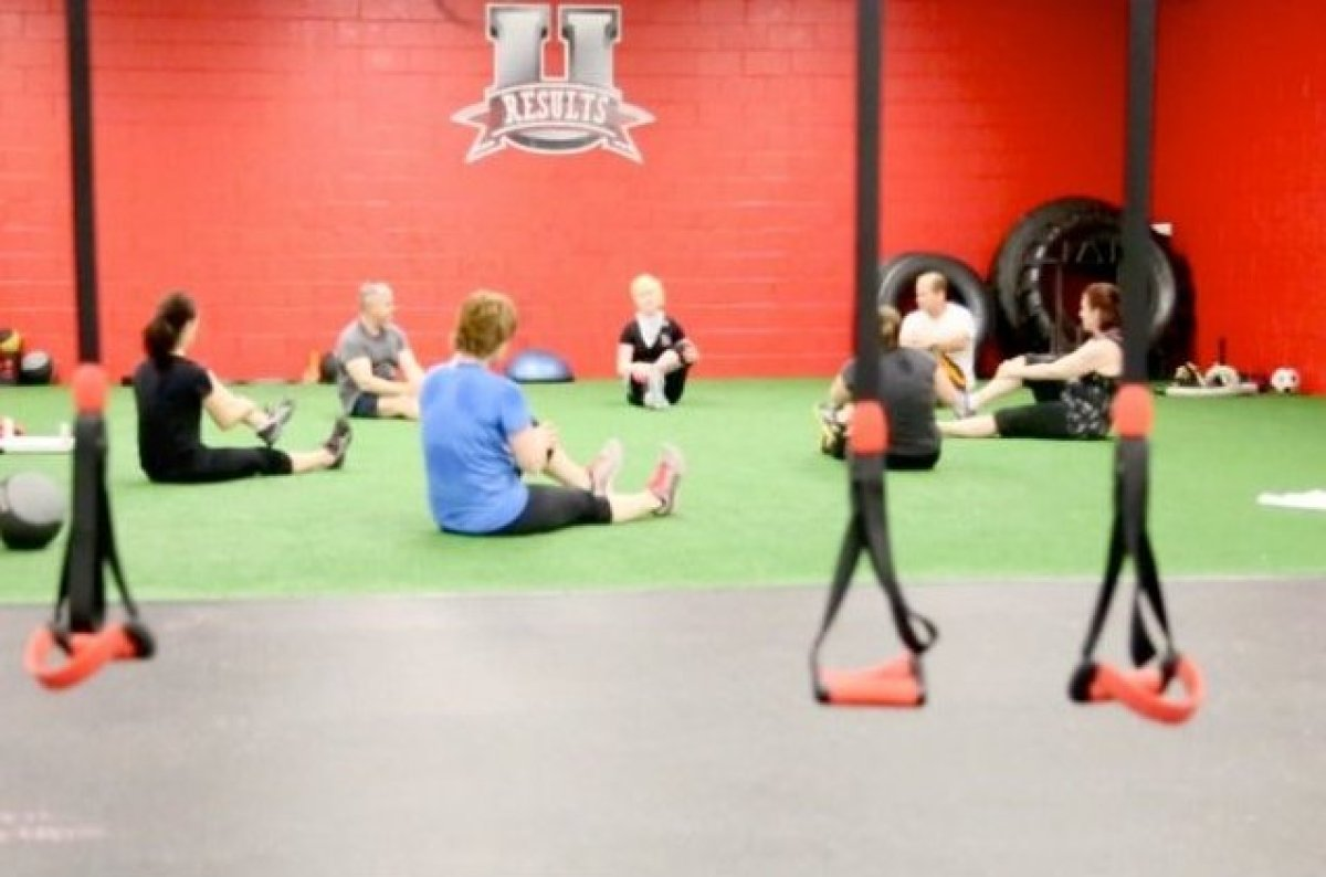 """This Maryland-based private gym prides itself on offering members a unique experience different from the """"endless, boring car"""