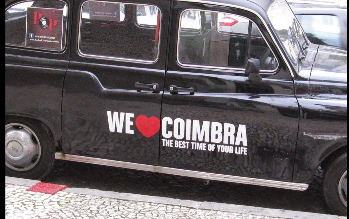 Coimbra is home to Portugal's oldest university and one of the oldest in all of Europe.