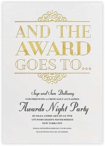 """It's not to late to send out invites for your viewing party — especially with <a href=""""https://www.paperlesspost.com/cards?q="""
