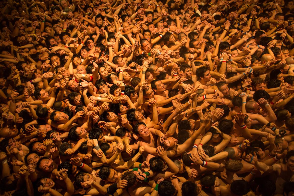 Nude festival fucked movies