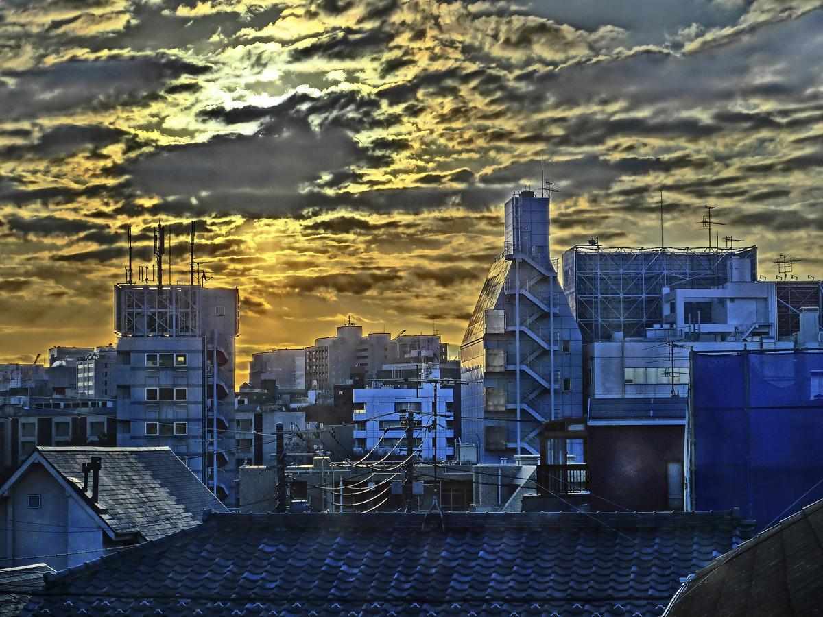 Morning Glow, 2011, Kikuji Kawada