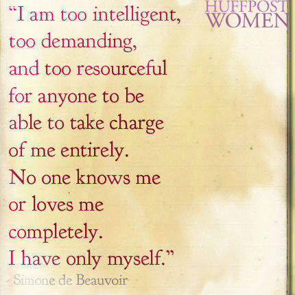 Life Quotes By Authors Amazing 21 Quotes On Womanhoodfemale Authors That Totally Nailed It