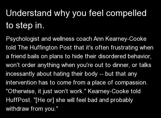 Psychologist and wellness coach Ann Kearney-Cooke told The Huffington Post that it's often frustrating when a friend bails on