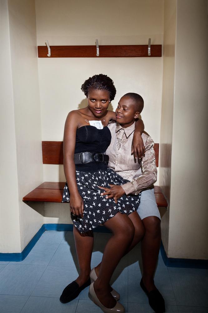 Black mature lesbions