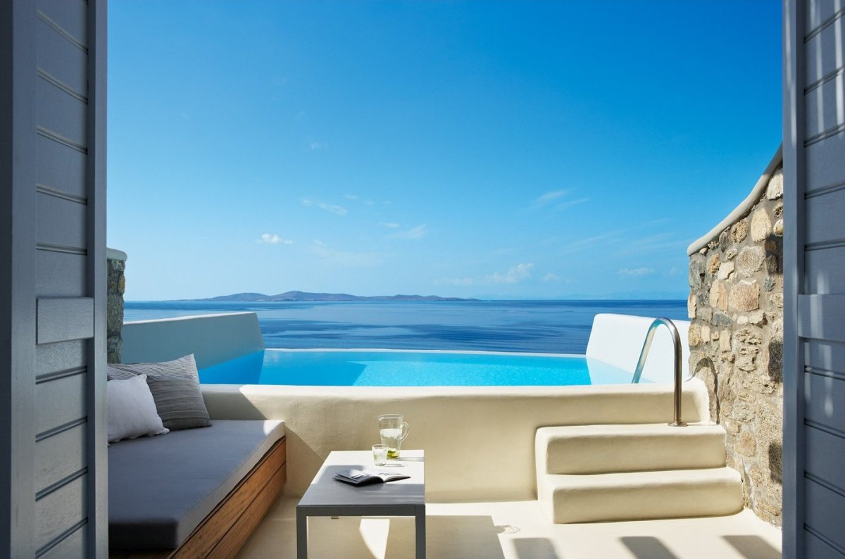 World S Coolest Plunge Pools Photos Huffpost