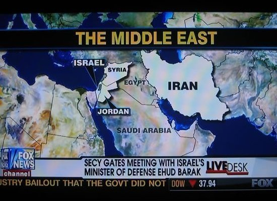 "A 2009 <a href=""http://www.huffingtonpost.com/2011/01/31/fox-news-cant-find-egypt-map_n_816540.html"" target=""_blank"">classic<"