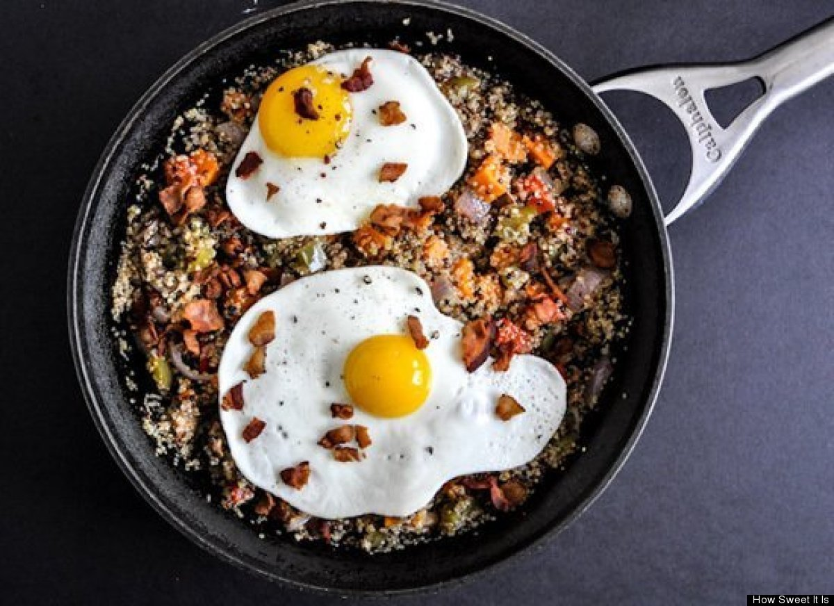 You deserve a breakfast that doesn't come shrink-wrapped every now and again, and cooking it yourself will make it all the mo