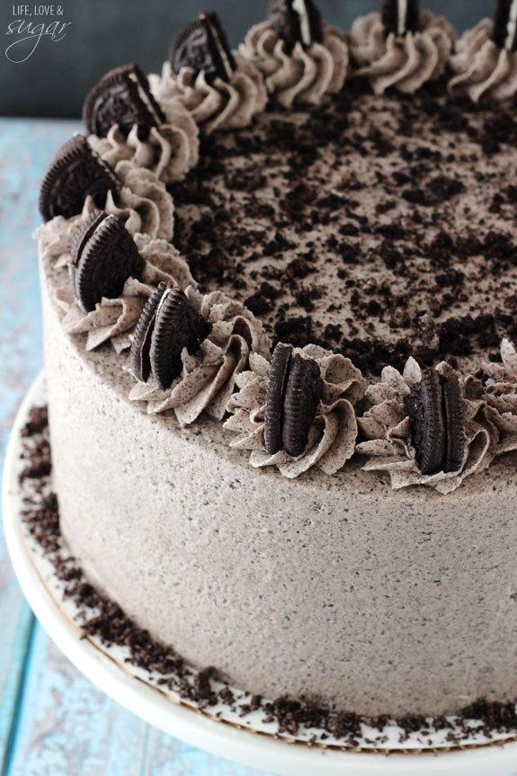 The Best Layer Cake Recipes Around HuffPost - Best birthday cake icing