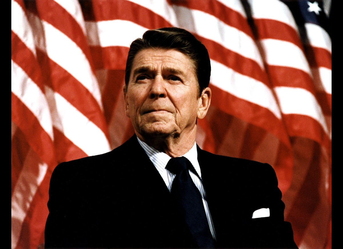 "The 40th president underwent <a href=""http://www.npr.org/news/specials/obits/reagan/timeline.html"" target=""_hplink"">surgery f"