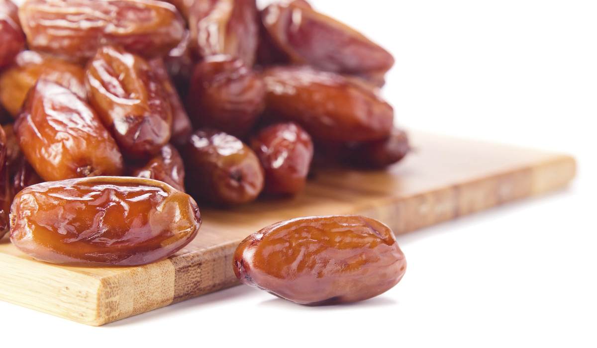 What do dates grow on in Perth
