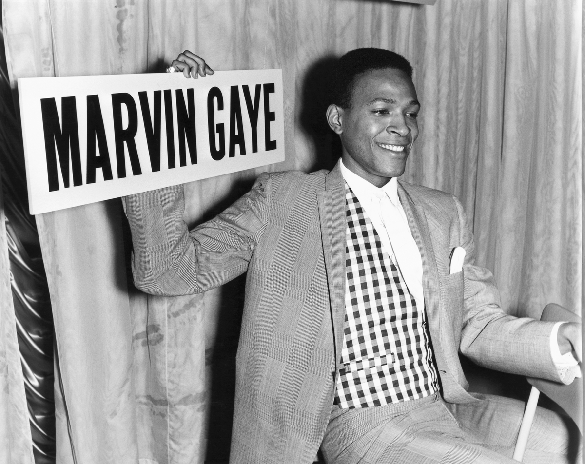 marvin gaye and father relationship