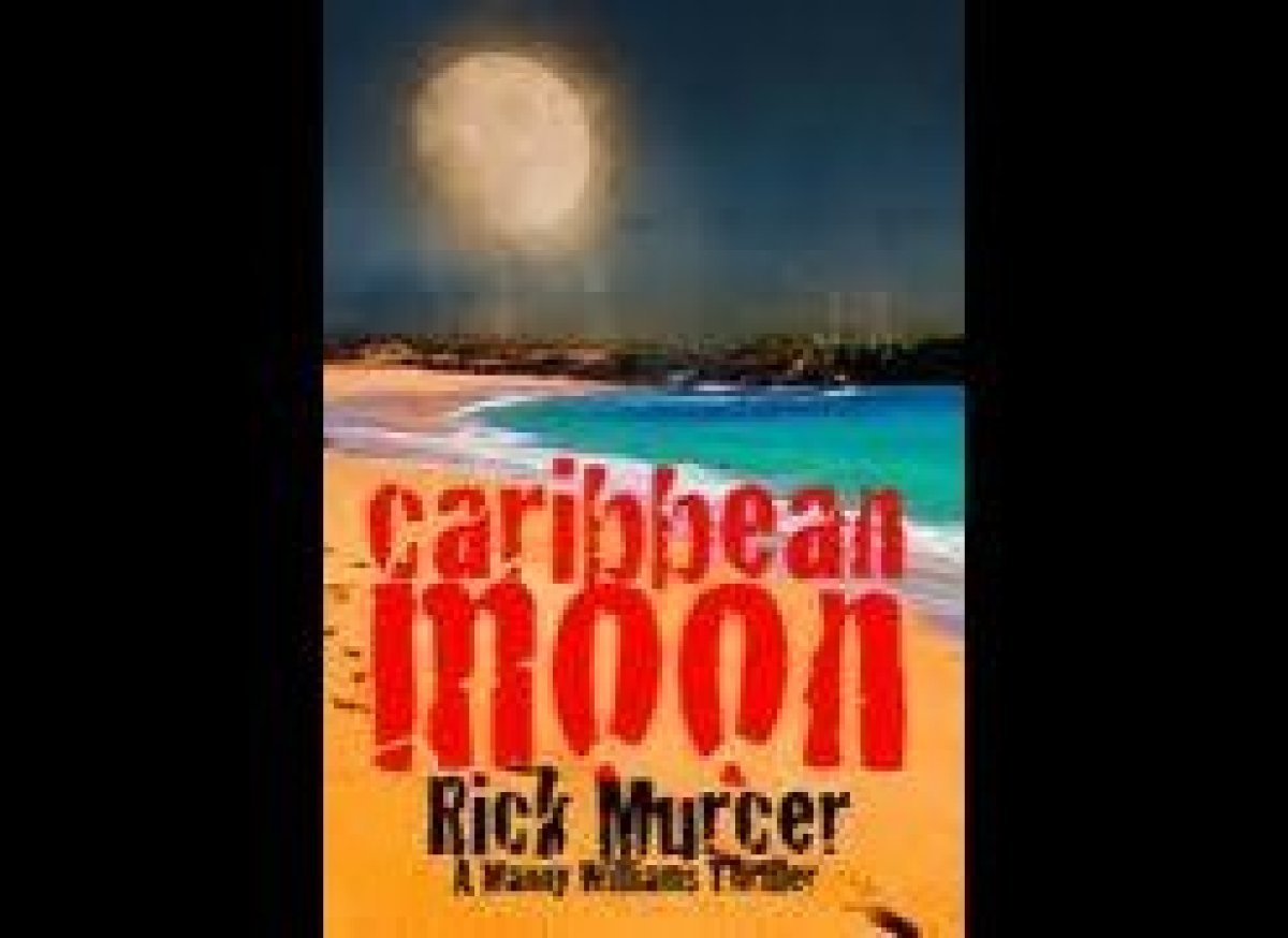 Written by Rick Murcer, who currently has two titles on IR's list, this humor-laced thriller is about Manny Williams, a small