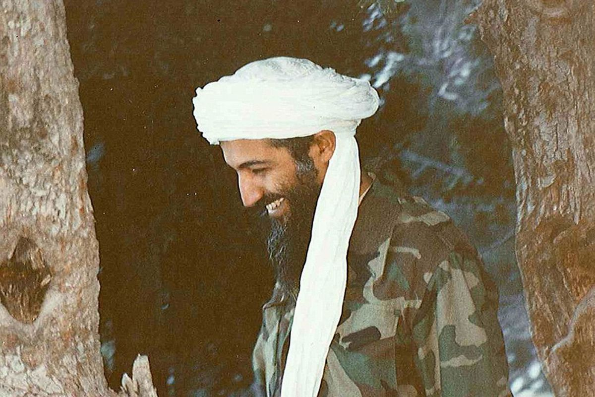 Bin Laden was born in Saudi Arabia on March 10, 1957
