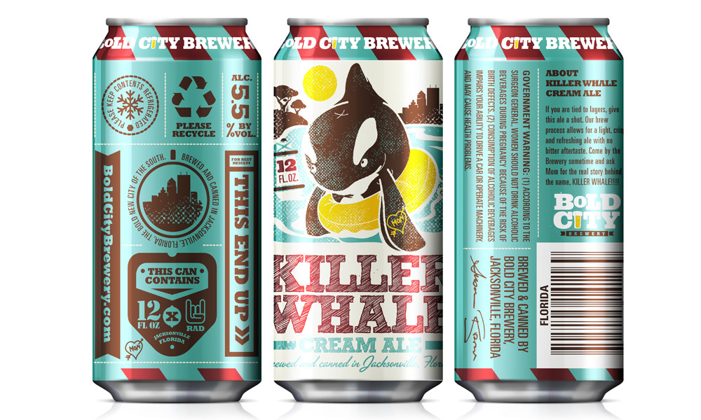 Shepherd Agency for Bold City Brewery