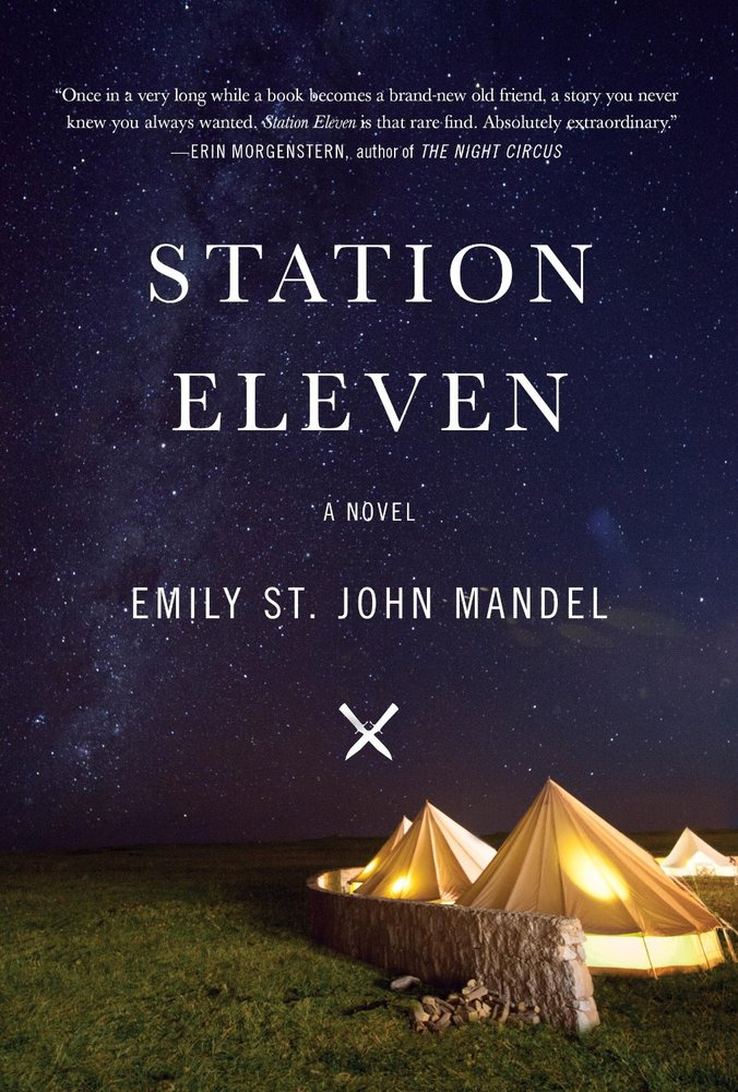 """Yes, we know. """"Everyone says it's so good."""" That's because it IS so good. """"Station Eleven"""" follows the before and after of an"""
