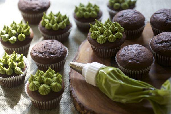 recipe: easy green tea cupcakes [33]