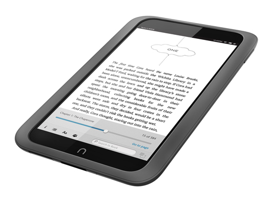 Remember the Nook? No? Well don't worry you're not the only one. Created in 2009 to take on the Kindle, the Nook was Barnes &
