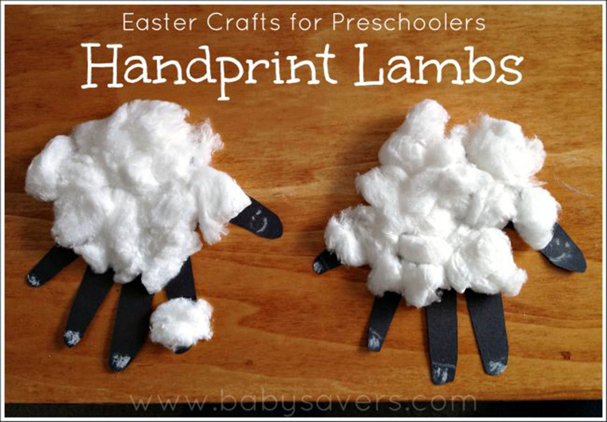 29 easy easter crafts that won u0027t leave you with a mess huffpost