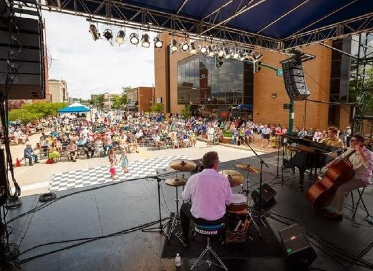 <em>Photo Credit: Courtesy of Elkhart Jazz Festival</em>