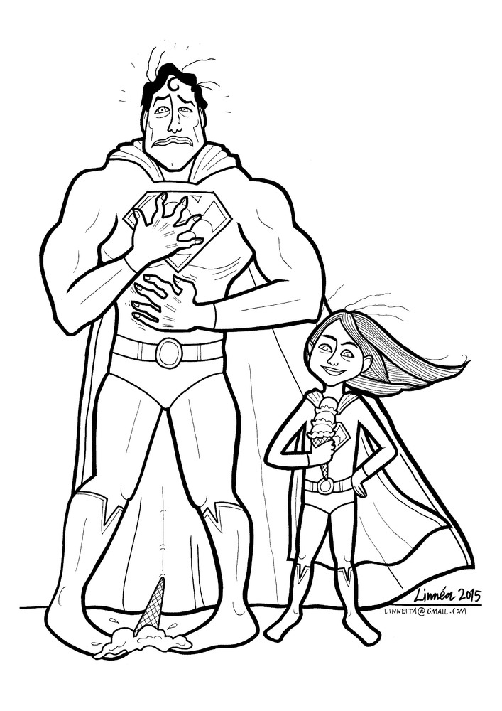 Mom\'s \'Super-Soft Heroes\' Coloring Book Shows Little Boys That ...