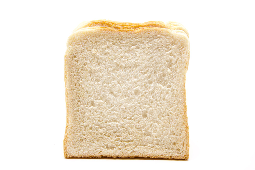 Found in most white breads, bleached white flour is usually stripped of nutrients and fibre and adds little value to our diet