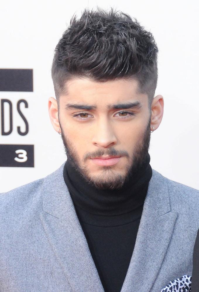Zayn Malik Speaks For The First Time Since Leaving One Direction - Zayn malik latest hairstyle 2015