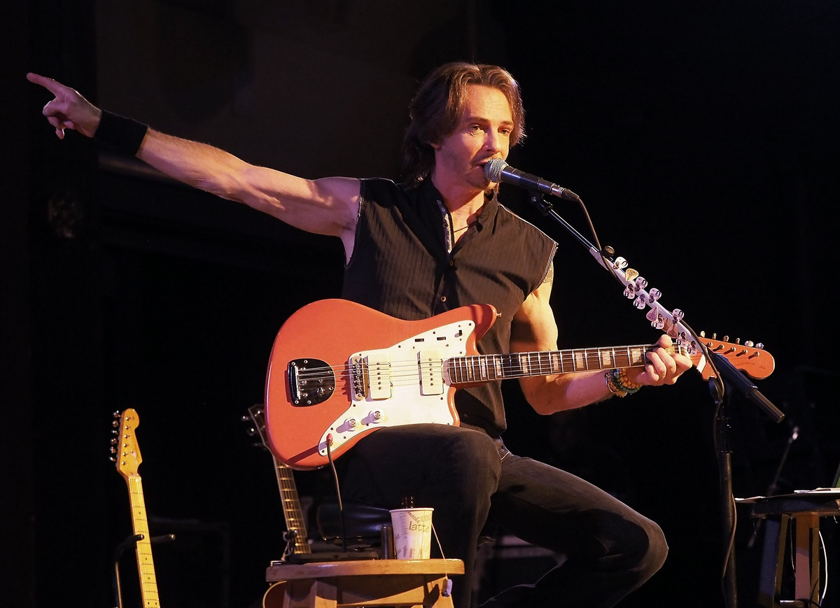 Rick Springfield performs his 'Stripped Down,' an intimate evening of music and storytelling at The Concert Hall on February