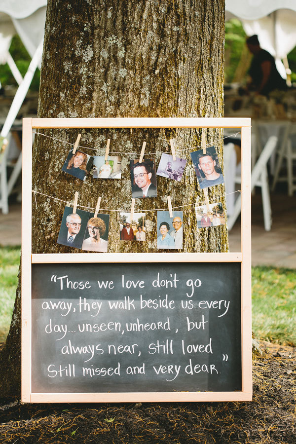 12 Heartfelt Ways To Include Lost Loved Ones In Your