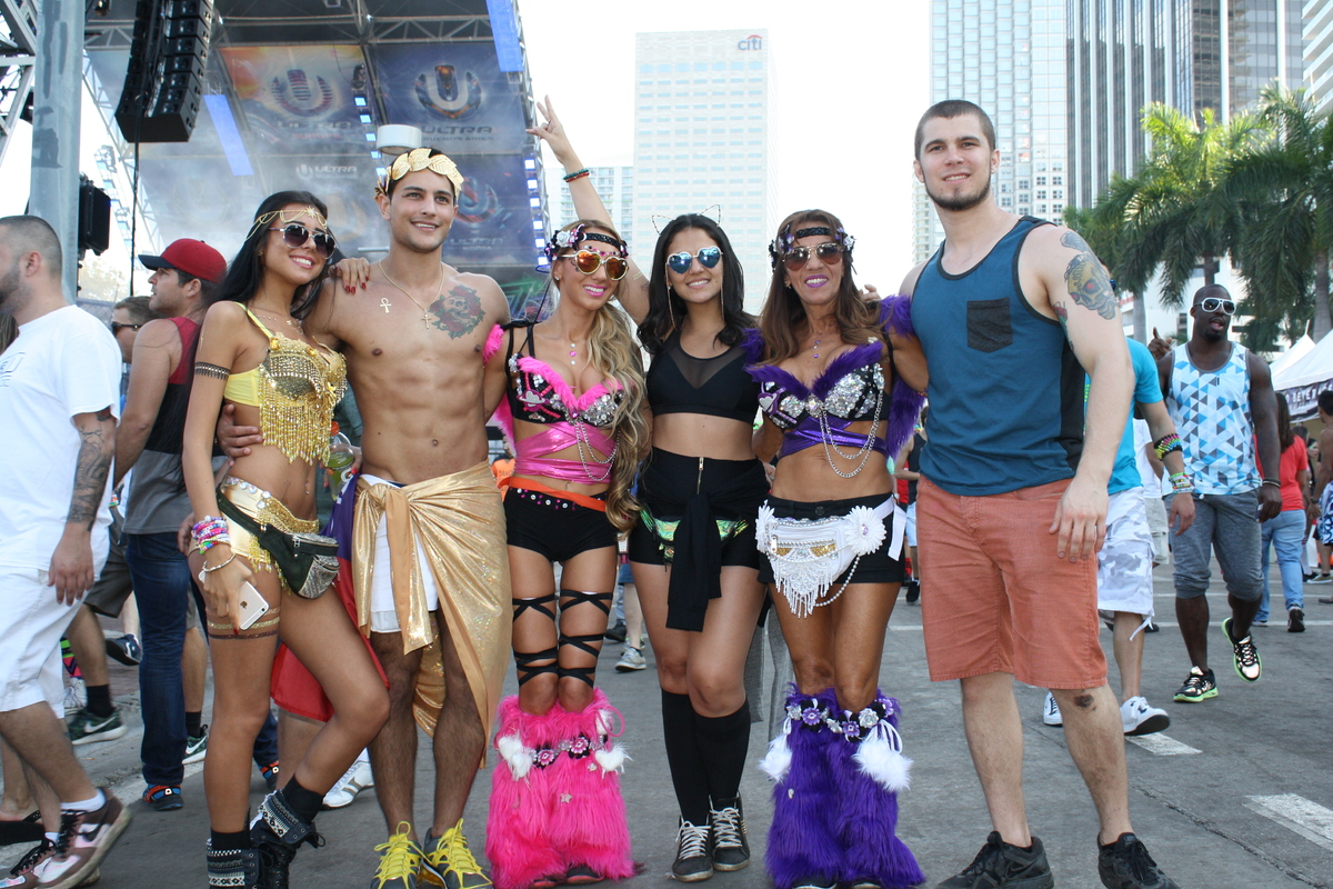 Crazy Rave Outfits Guys Fitness And Workout