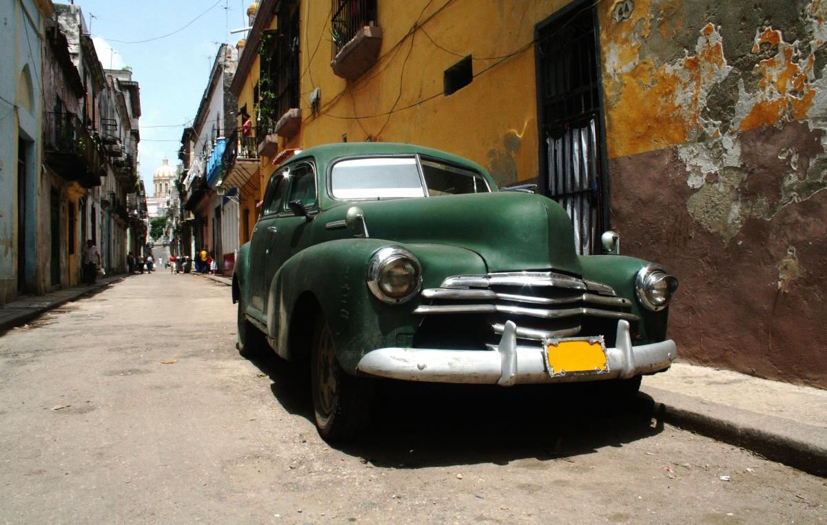 "Time stands still in<a href=""http://www.blacktomato.co.uk/category/cuba/"" target=""_hplink""> Cuba</a>, where 60-year-old Ameri"