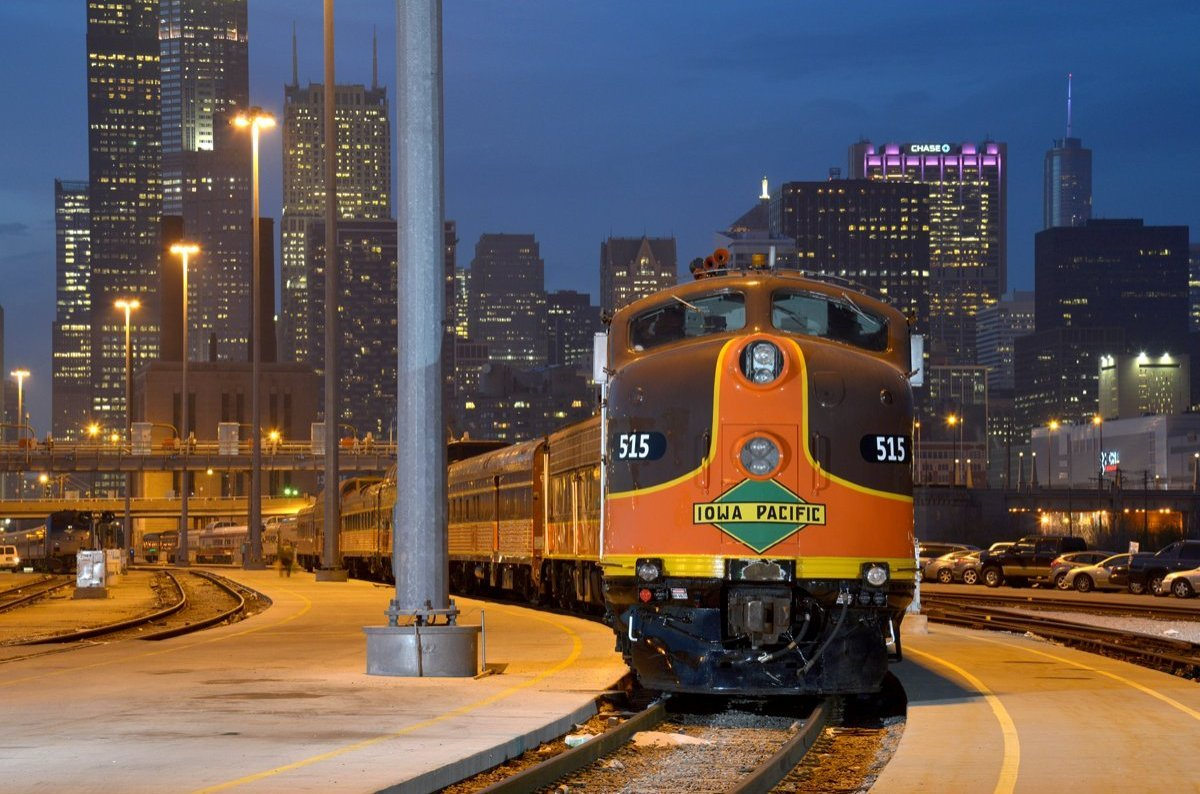 """<strong>See More of <a href=""""http://www.travelandleisure.com/slideshows/americas-most-romantic-train-trips/9?xid=PS_huffpo"""">A"""