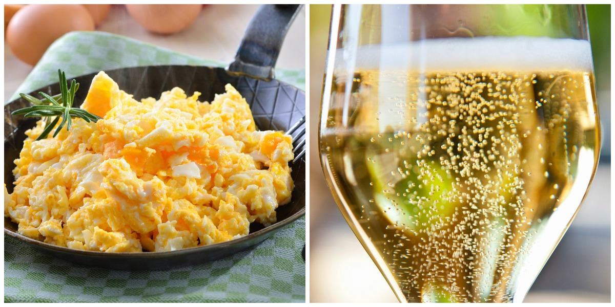 Wine and brunch pairings to make your weekend a little classier eggs are traditionally a difficult food to pair with wine maniec told us you forumfinder Choice Image
