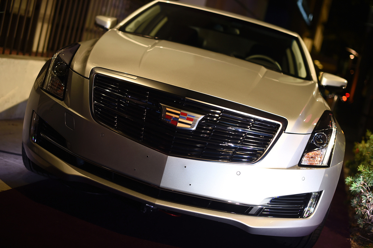 > Days in inventory: 138.1 > 2014 unit sales: 29,890 > MSRP: $33,215   A Cadillac ATS spent an average of about 138 days on d