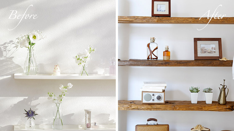3  From thrift to treasure. 3 DIY Furniture Makeovers That Will Make You Believe in Miracles