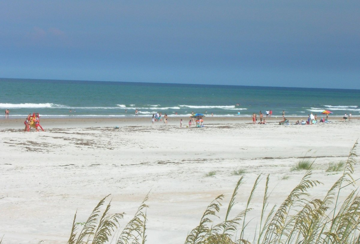 """<strong>See More of <a href=""""http://www.travelandleisure.com/slideshows/prettiest-beaches-camping/6?xid=PS_huffpo"""">America's"""