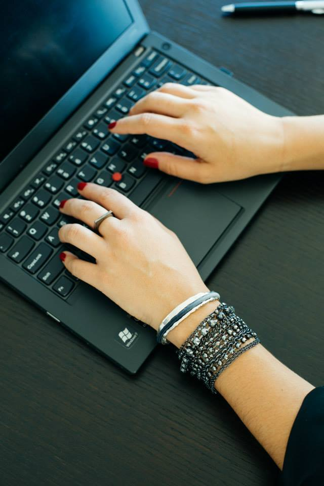 This Bracelet Is The Solution To Every Woman S Hair Tie