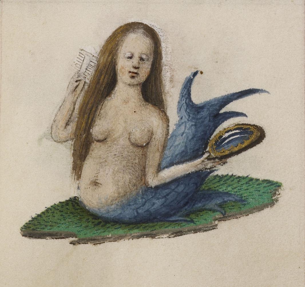 Siren/Mermaid