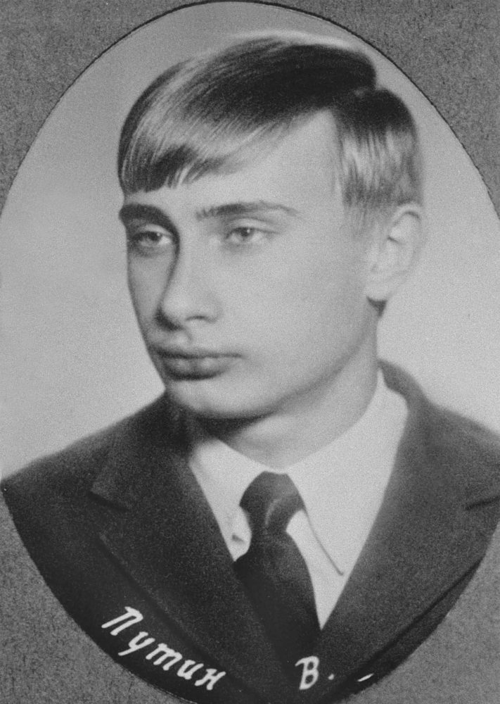 Большая пресс-конференция Владимира Путина • Президент России