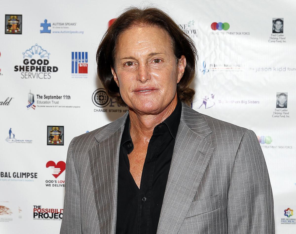 Bruce Jenner en el Annual Charity Day en Nueva York, el 11 de septiembre de 2013.