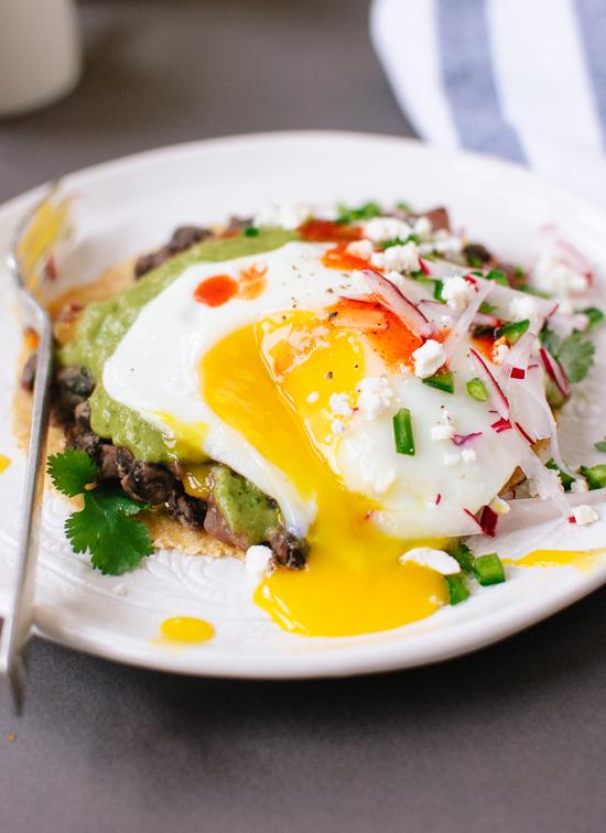 """<strong>Get the <a href=""""http://cookieandkate.com/2013/huevos-rancheros-avocado-salsa-verde/"""" target=""""_blank"""">Huevos Ranchero"""