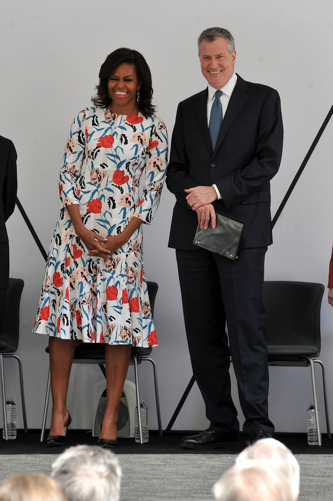<strong>Michelle Obama in Thakoon:</strong> We aren't the least bit surprised to see FLOTUS on this list. Per usual, the firs
