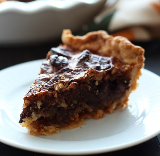 "Please, please, please. (It's <a href=""http://www.handletheheat.com/chocolate-pecan-pie/"" target=""_blank"">this recipe right h"