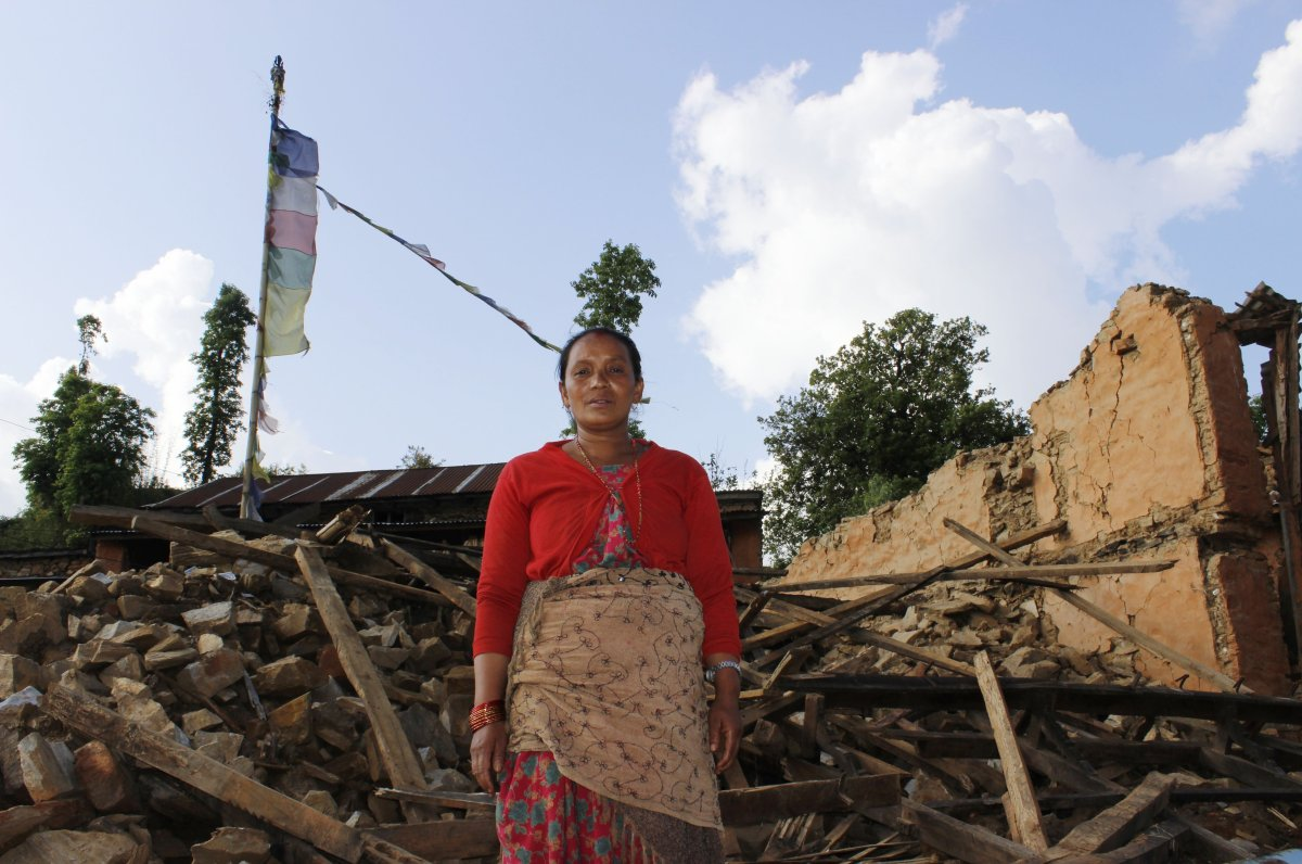 Heifer International has projects in the area in Nepal impacted by the 7.8 magnitude earthquake that occurred Saturday, April
