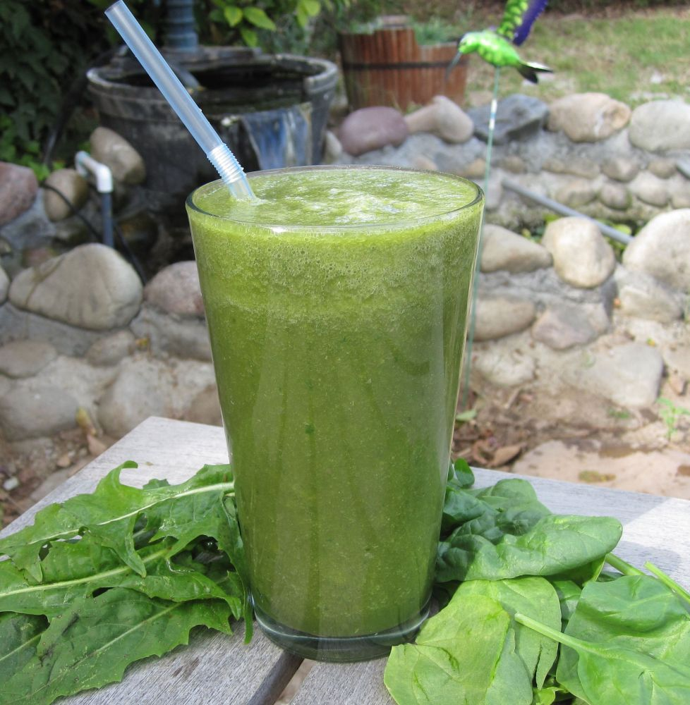 Featured ingredient: LEAFY GREENS  Hey, you've been leaning into green more lately; fuel-efficient cars, buying local, sust