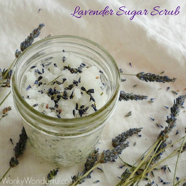 """A soothing blend of lavender, coconut and grape seed oils are sure to ease away stress. Get the <a href=""""http://wonkywonderfu"""