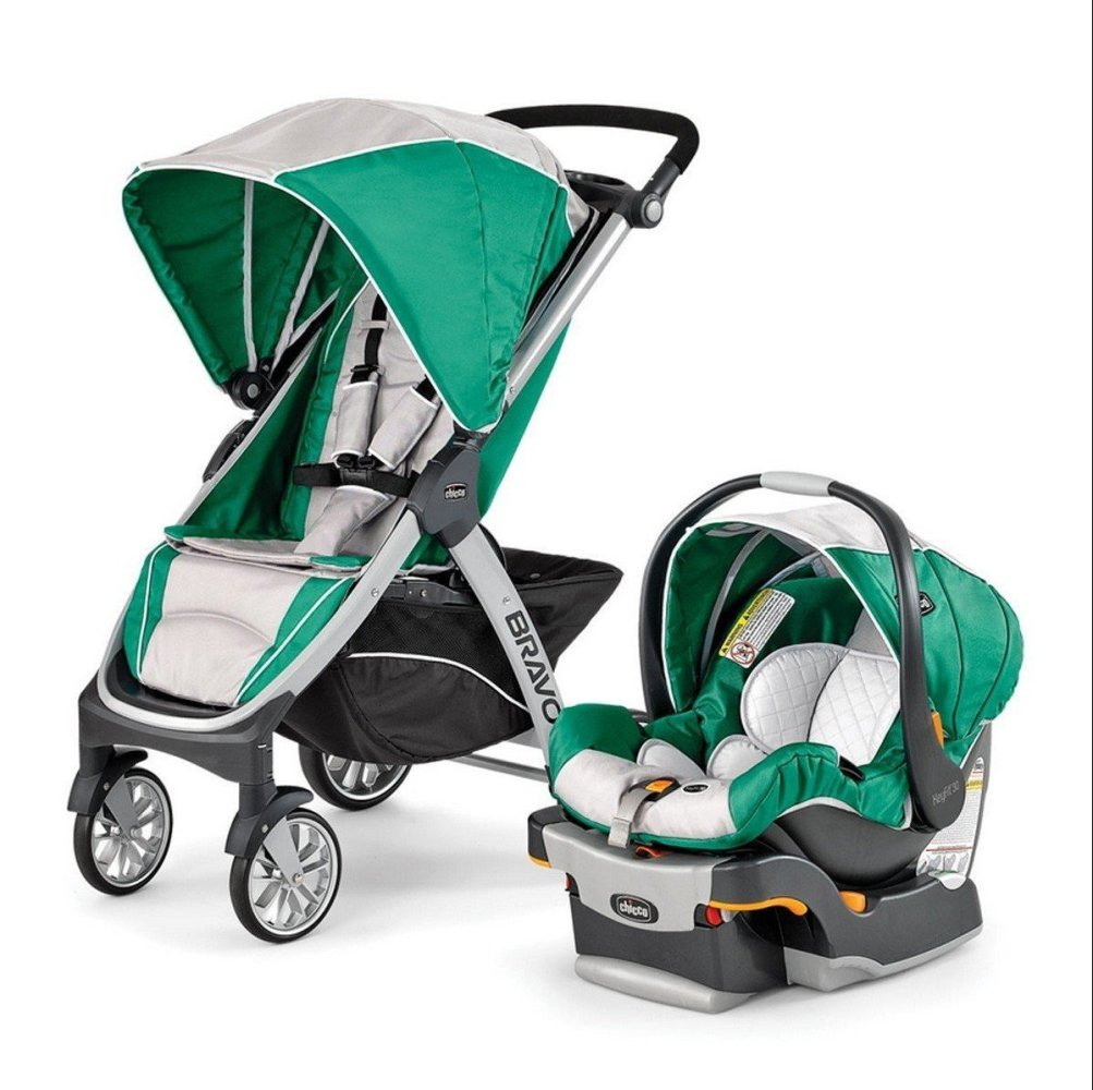 Who knew that babies grew? Ok, well, we knew that but didn't realize that they outgrew their carrier and strollers, so when w