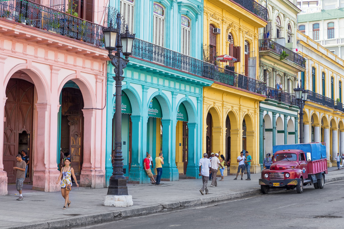 """In January of this year, Cuba loosened <a href=""""http://www.huffingtonpost.com/2015/01/15/cuba-travel-vacation_n_6479390.html"""""""