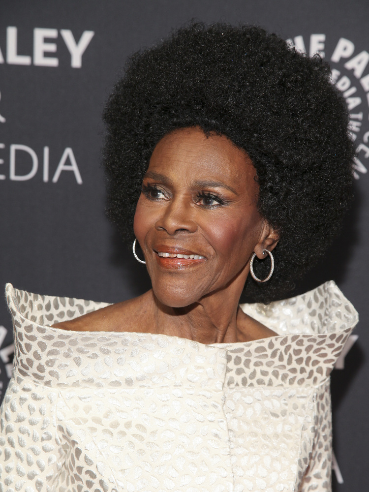 Cicely Tyson attends the The Paley Center Tribute to African-American Achievements in Television at Cipriani Wall Street on W